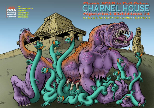 book cover - Charnel House Special Edition Number 1