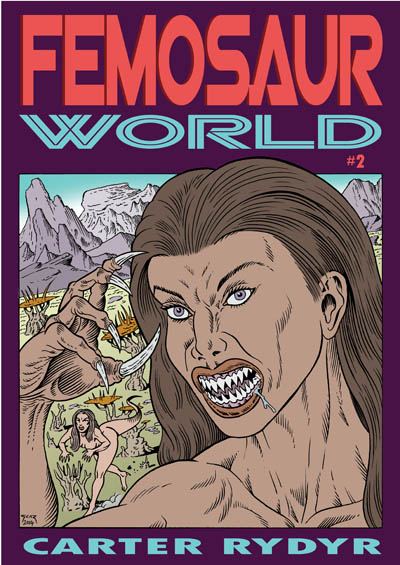 Femosaur World #2