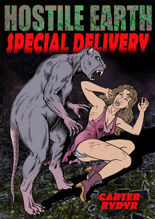 book cover - Hostile Earth: Special Delivery