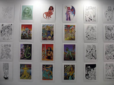 Monstruum Art Exhibition by SCAR at M2 Gallery