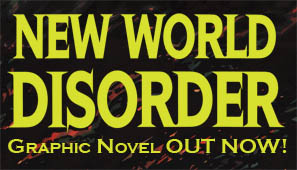 New World Disorder Graphic Novel
