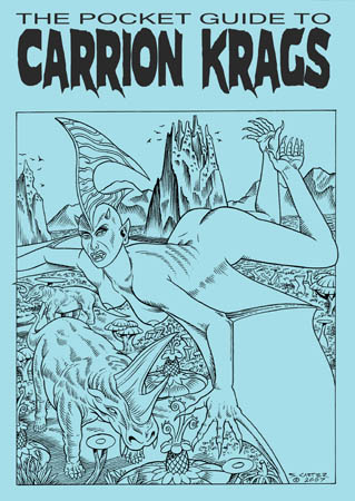 book cover - The Pocket Guide to Carrion Krags