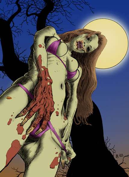 Erotic Nights of the Undead