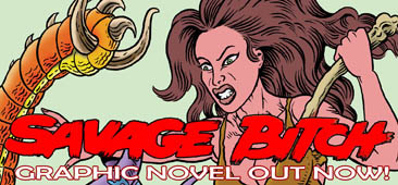 Savage Bitch Graphic Novel