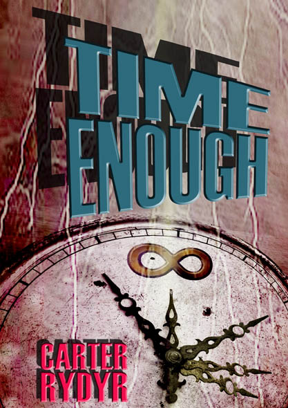 Time Enough - book cover