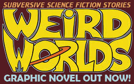 Weird Worlds Graphic Novel